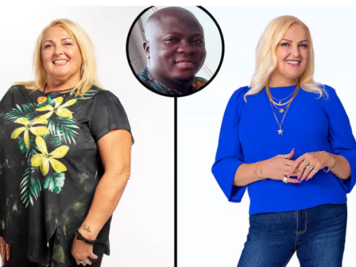 angela deem weight loss